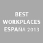 Best workplaces espana 2013