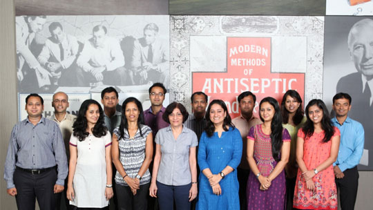 J&J Employees in India
