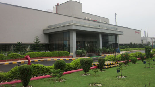State-of-the-Art Manufacturing Sites